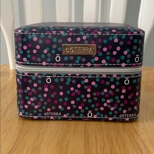 Doterra Polka Dot Travel Case